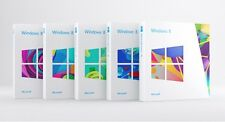 Windows 8 ALL VERSIONS 32 64 Bit Recovery DVD FREE SHIPPING AND TRACKING