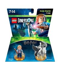 LEGO DIMENSIONS  71348 -- FUN PACK  :   HARRY POTTER  HERMIONE
