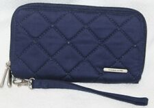 Travelon Quilted Large RFID Wallet with Wristlet