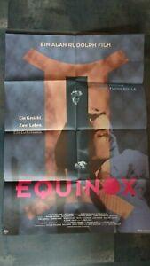 EQUINOX - Filmplakat A1 - Alan Rudolph - Matthew Modine, Lara Flynn Boyle