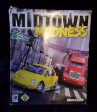 Midtown Madness (PC, 1999 BIG-BOX)