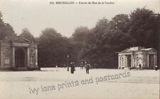 Pre Real Photographic (rp) Collectable Belgian Postcards