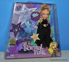 Bratz Doll Formal Funk Cloe Limited Edition PROM 2003 NRFB NIB! Black dress