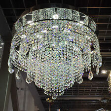 Crystal Chandelier with Dimmable white LED Ceiling light Lamp It-PL-50LED/Bell