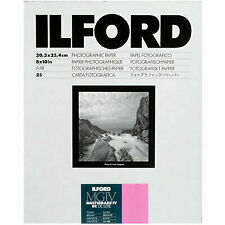 ILFORD 1168190 Multigrade IV RC DLX 8x10 25 Sheets Glossy PR
