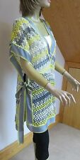 Missoni Mare Cover-Up Top Dress