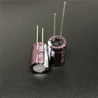 10//100pcs 2200uF 10V2200UF 12.5x20 Nichicon PW Low Impedance Long Life Capacitor