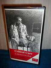 CRITICAL CARE BY RICHARD DOOLING - RICHARD DERRONE - COMPLETE & UNABRIDGED - VGC