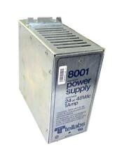 TELLABS POWER SUPPLY 24 OR 48VDC 1AMP MODEL 8001 (2 AVAILABLE)