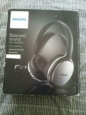 Philips Balanced Sound Wireless Headphones SHC5100 - Ex condition - PAT Tested