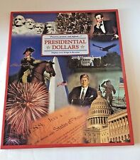 PRESIDENTIAL  LMF2  DOLLARS LITTLETON Book Deluxe Giant Board