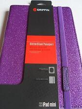 Griffin glitterglam pasaporte Ipad Mini Case bastante artículo