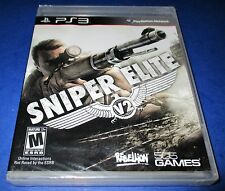 Sniper Elite V2 Sony PlayStation 3 *Factory Sealed! *Free Shipping!