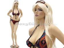 Sexy Big Bust Female Fiberglass Mannequin Dress Form Display Md Ack1x