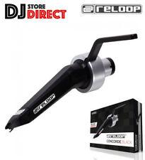 RELOOP CONCORDE CARTRIDGE Stylus Needle by Ortofon - Black Turntable FREE P&P