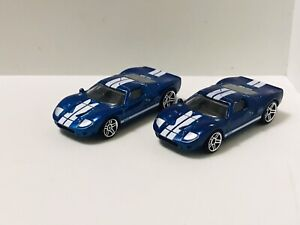 2021 Hot Wheels Multi Pack Exclusive Fast And Furious Ford GT-40 Lot Loose
