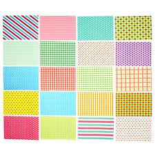 20 Sheets Creative Film Border Sticker-Fuji Mini 8 7s 25 50s 90 7-Pastel Color