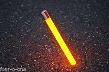 Cyalume SnapLight Industrial Grade Flare Alternative Chemical Light Stick Orange