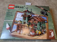 LEGO Old Fishing Store - 21310 - New in Box - Ideas - 2017
