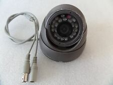 Sony CCD Color Infrared CCTV Dome Camera IR9524-G-2.8mm Outdoor Weatherproof