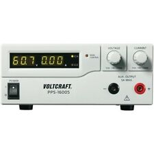 Voltcraft PPS-16005 360 W fuente de alimentación DC de salida dual programable modo conmutado