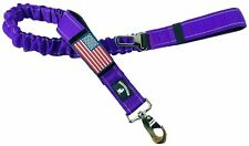 """Tactical Bungee K9 Dog Leash - 1.5"""" Inch Wide Dog Leashes For Xl Dogs Heavy D."""