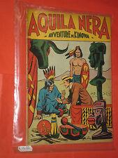 AVVENTURE DI KINOWA ALBO D'ORO DARDO N° 2 DA LIRE 50 DEL 1953-SERIE AQUILA NERA-