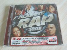 CD + DVD ALBUM PLANETE RAP 2008 18 TITRES + DVD DON CHOA DIAM'S NEUF SOUS CELLO