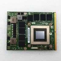 DELL Nvidia GTX 780M VIDEO CARD 4GB GDDR5 For Alienware MSI and CLEVO