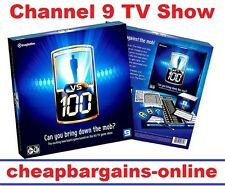 NEW GENUINE 1 vs 100 BOARD GAME THE MOB AS SEEN ON TV CHANNEL 9 HIT TV SHOW GAME