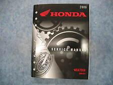 HONDA 2009 NSA700 A DN-01 OWNERS SERVICE MANUAL REPAIR SHOP MAINTENANCE NSA700A