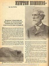 Newton Edmonds - Peace Commissioner Of The Dakota's