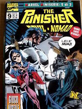 The Punisher - Marvel Miniserie n°9 1994 ed. Marvel Italia [G.184]