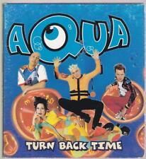 Aqua, Turn Back Time  - CD Single, 1998