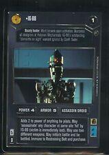 IG-88 with Riot Gun 1999 Premium BB Limited Decipher Star Wars CCG NM//SP x1