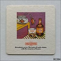 Drambuie on ice The taste of malt whisky with the surprise honey Coaster (B394)