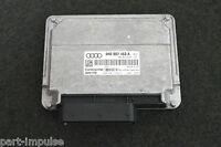 Audi A6 A7 4G C7 A8 4H Steuergerät Hinterachsgetriebe Getriebe  4H0907163A