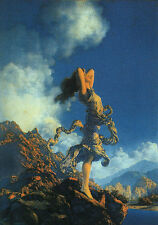 Ecstasy  by Maxfield Parrish   Giclee Canvas Print Repro