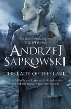 The Lady of the Lake, Sapkowski, Andrzej | Paperback Book | 9781473211599 | NEW