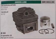 CILINDRO E PISTONE COMPLETO TRIVELLA MOTOTRIVELLA GREEN LINE AG 52 Ø 44