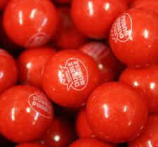 "Hot Cinnamon 1"" - 2 Lbs Dubble Bubble Gumballs Bulk Vending Machine Gum Ball"