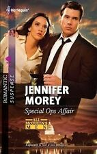 Special Ops Affair by Jennifer Morey