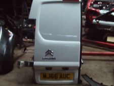 Peugeot Expert/Citroen Dispatch/Fiat Scudo Passenger Rear Door EWP White