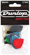 JIM Dunlop varietà 12 confezione di plettri per chitarra-medio/pesanti