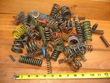Lot of Metal Coil SPRINGS Auto Car Automotive