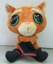 Peluche shrek gatto con gli stivali cat boots plush soft toys originale