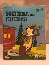 Hanna-Barbera~Yogi Bear and the Three Pies ©1974 ~Durabook