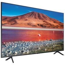 SMART TV 4K 50 Pollici Televisore Samsung LED Ultra HD DVB-T2 UE50TU7172 Wi-Fi