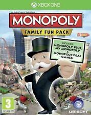 Monopoly Family Fun Pack Xbox One ** FREE UK PORTO!!! **