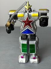 Mighty Morphin Power Rangers Zeo Megazord - Action Figure - Hammer Fist Action